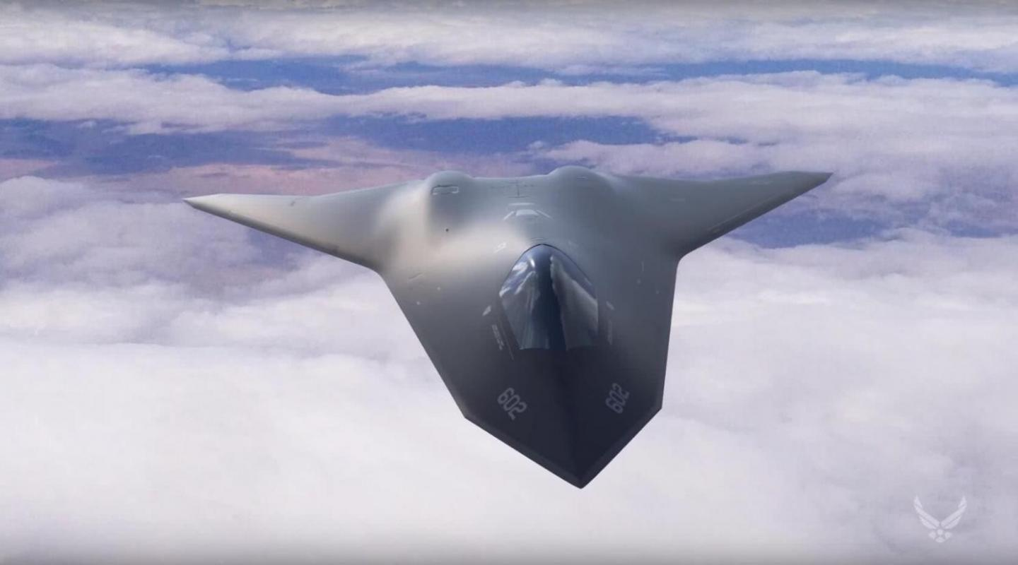 Air Force fighter associated environmental systems