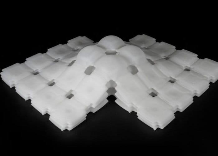 Inflatable 3D Printed Materials Unveiled By Researchers At BMW And MIT