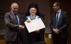 Honorary Doctorate Ceremony for His All Holiness | Hebrew University Campaign