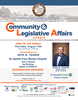 Community & Legislative Affairs August Update