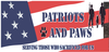 Showing 'em the Love - Patriots and Paws Open House & Fundraising Event