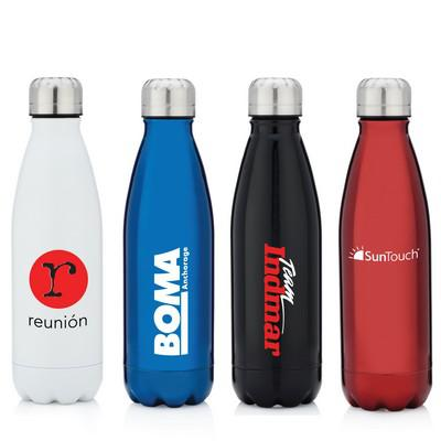 17 Oz. Stella 24 HOURS Stainless Steel Vacuum Insulated Bottle