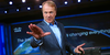 Cisco's John Chambers Spent His Last Month as CEO Flying Around Europe Warning That 40% of Companies Will Die