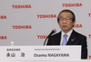 Toshiba Chairman Says He May Leave Once Problems Fixed