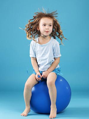Study Finds Physically Active Kids Less Depressed