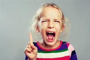 When Your Child Gets Angry: Here's Your Gameplan