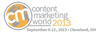 17 People You Should Meet at Content Marketing World