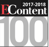 Curata has been named to EContent 100 for the third time in recent years.
