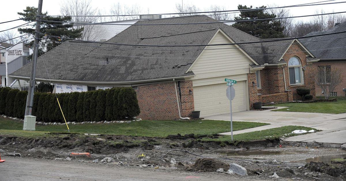 Rubin: With sinkhole damage, sorry — you're not covered