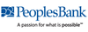 PeoplesBank Receives Green-business Award