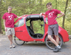 Father, Son Innovators Put the Pedal to the Mettle