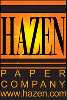 Hazen Paper Co. Honored With International Award for Holography