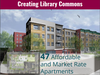 $625,000 loan provided for Holyoke affordable housing project 'Library Commons'   masslive.com