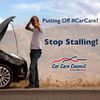 Putting Off Car Care? Stop Stalling