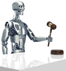 Will AI replace judges and lawyers?