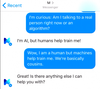 """Facebook Messenger's """"M"""" assistant is scarily smart"""