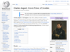 Charles August, Crown Prince of Sweden - Wikipedia, the free encyclopedia