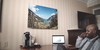 """Hotel Guests Ask """"Smart Art"""" for Service via New IoT Offering"""