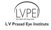 L V Prasad Eye Institute