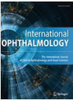 Geometrical characterization of the corneo-scleral transition in normal patients with Fourier domain optical coherence tomography