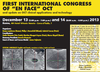 "First International Congress on ""En Face"" OCT"", Rome, Italy December 13-14, 2013"