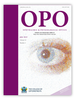 Association between the posterior ocular contour pattern and progression of myopia in children: A prospective study based on OCT imaging