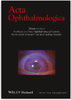 Comment on 'Swept‐source optical coherence tomography angiography reveals vascular changes in intermediate uveitis