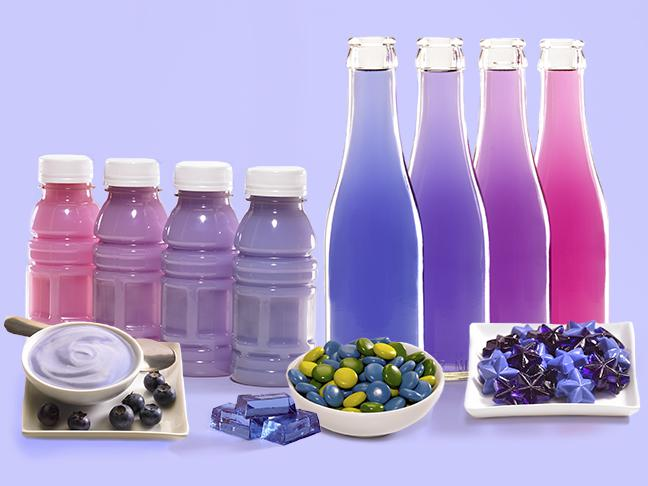 Butterfly Pea Flower Extract In Applications