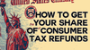 Tax Refund Marketing: Get Your Share of Consumer Tax Refunds
