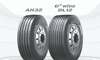 Hankook expands TBR tire line up with the AH32 and e3 WiDE DL12