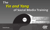 The Yin and Yang of Social Media Training [Infographic]