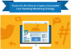 How to Create a Successful Live Tweeting Marketing Strategy [Infographic]