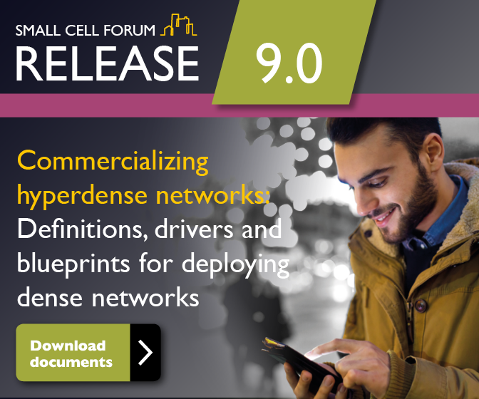 Small Cell Forum Release Program
