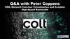 VMblog's Expert Interviews: Colt Talks Sdn, Nfv and Scalable High-Speed Bandwidth