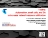 Analyst Angle: Automation, small cells, and CA to increase network resource utilization